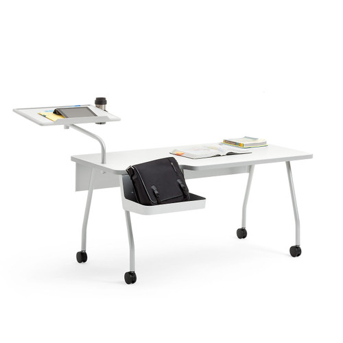 Verb Instructor Station with Storage Caddy by Steelcase