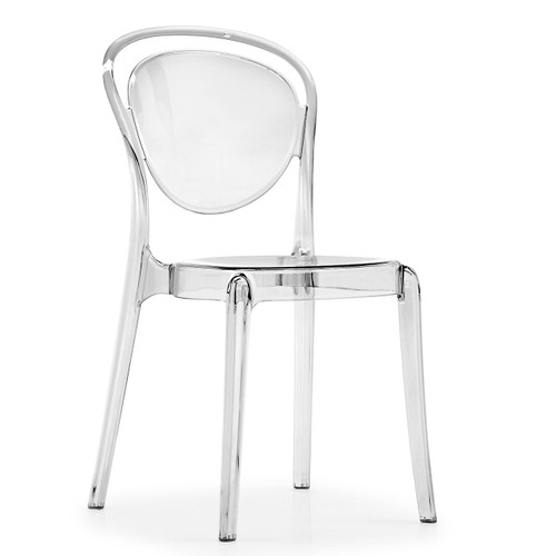 Parisienne Chair by Calligaris, Set of 2
