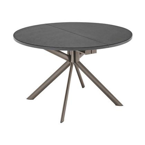 Giove Round Extending Table by Connubia