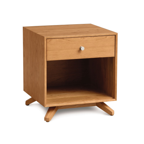 Astrid 1-Drawer Nightstand by Copeland Furniture
