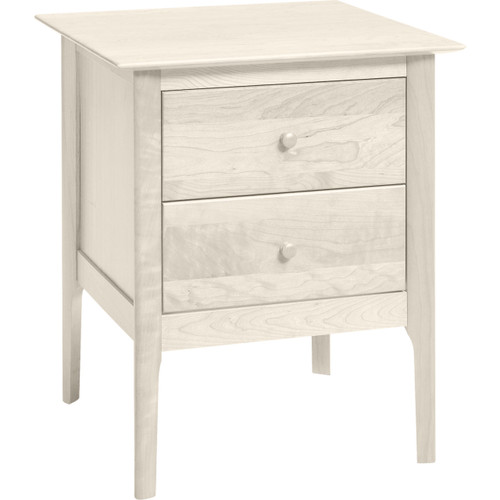 "Sarah 28"" h 2 Drawer Nightstand by Copeland Furniture"