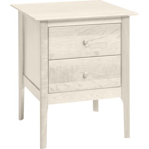 "Sarah 28"" h 2 Drawer Nightstand by Copeland Furniture"