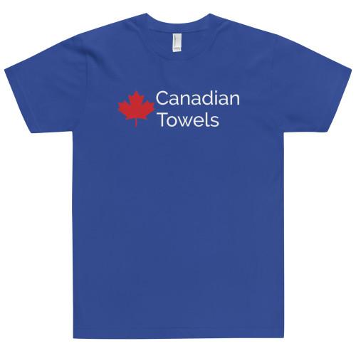 Men's Classic Cotton Short Sleeve T-Shirt