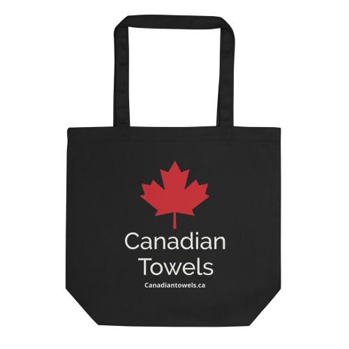 Medium Organic Tote Bag Charcoal