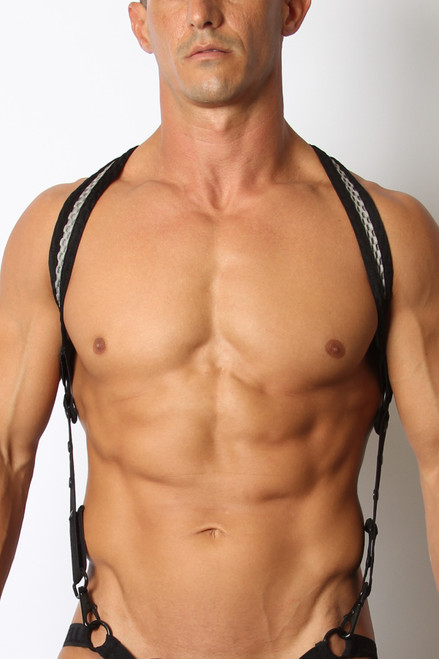 Cellblock 13 Echo Mesh Harness