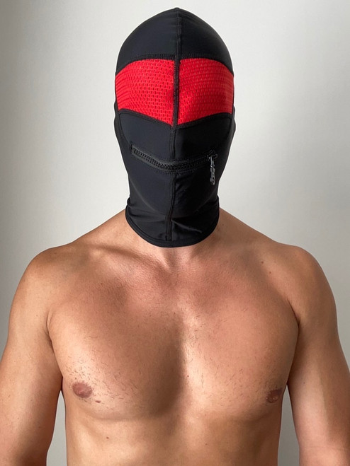 Cellblock 13 BANDIT ZIPPER HOOD