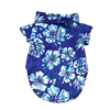 Hawaiian Camp Shirt-Vintage Hibiscus