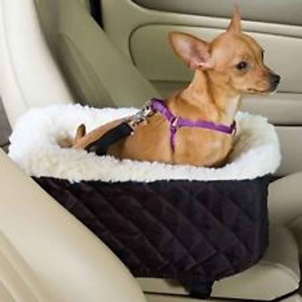 Center Console Pet Car Seat - CHIHUAHUA