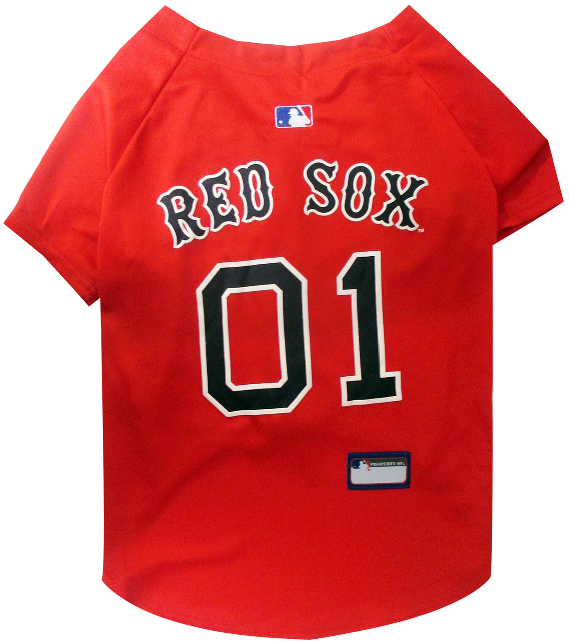 competitive price aa436 dd722 Boston Red Sox Officially Lisenced Pet Jersey
