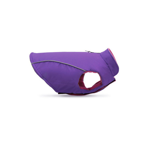 Gooby Pet Purple Sports Vest