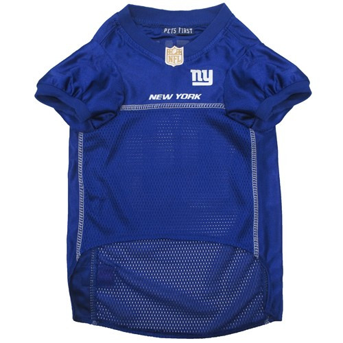 New York Giants Officially Licensed NFL Pet Jersey - CHIHUAHUA LAND ... f13972a37
