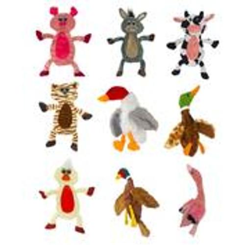 Crinkle Dog Toys