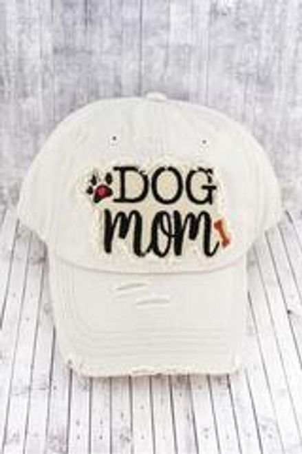 Vintage Dog Mom  Ballcaps