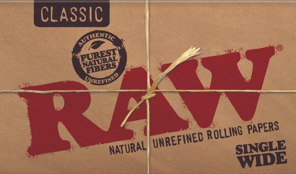 RAW Classic Single Wide Double Window