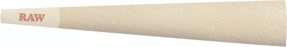 RAW Organic Pre-Rolled Cone 1-1/4 6 per pack