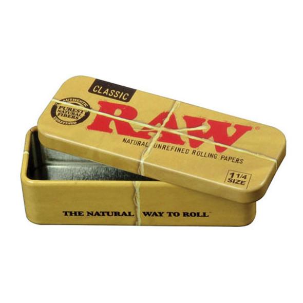 RAW Roll Caddy 1-1/4 Metal Rolling Case