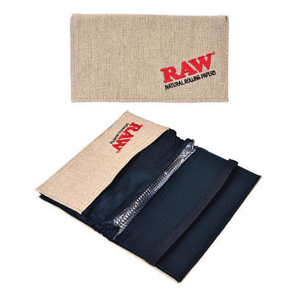 RAW Smoking Wallet Keeps All Your RAW Together
