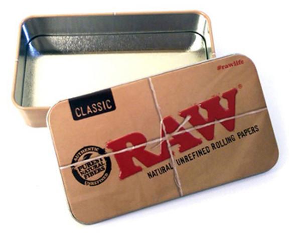 RAW Tin Case