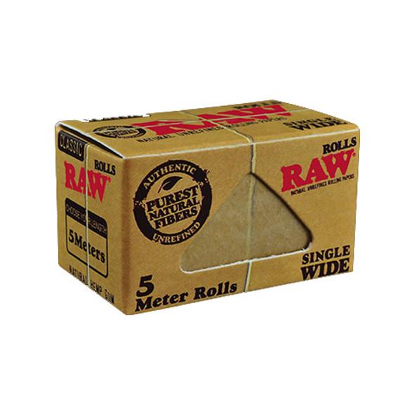 RAW Classic Roll Single Wide 5m x 36mm