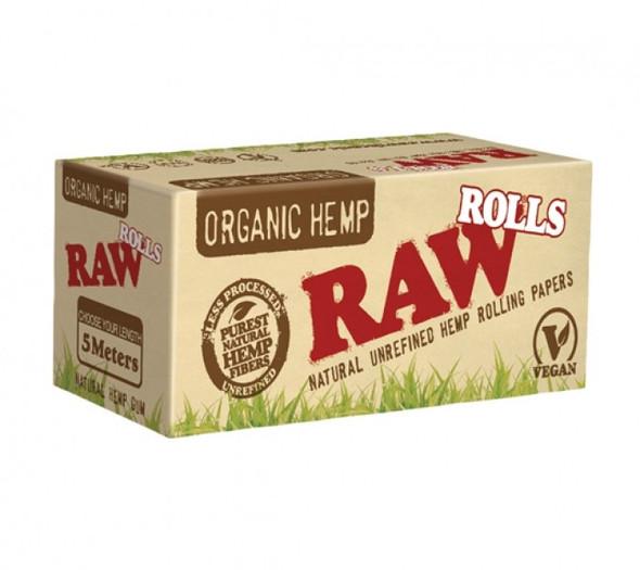 RAW Organic Roll 5m x 44mm
