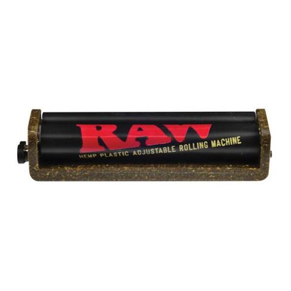 RAW Hemp Adjustable 2-Way Rolling Machine Made With Hemp Plastic 79mm