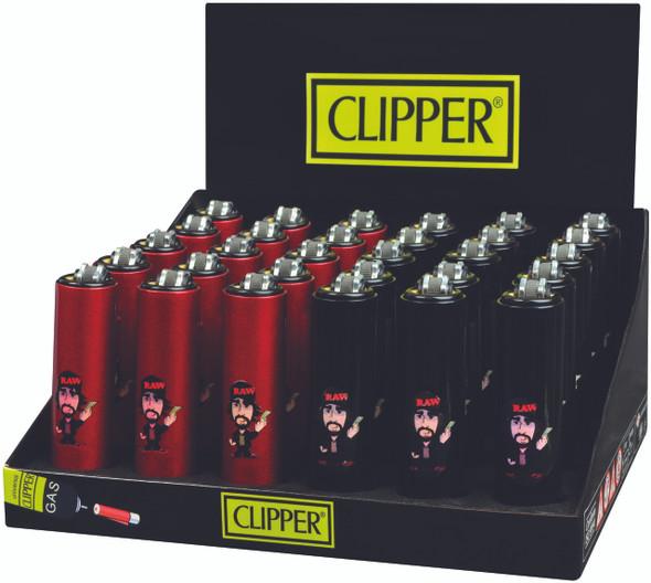 RAW Guy Clipper Lighter (Mini Josh)