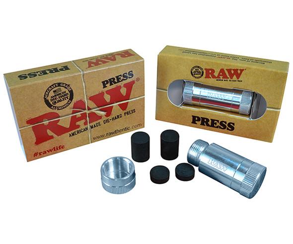 RAW 4 PC Pollen Press Small