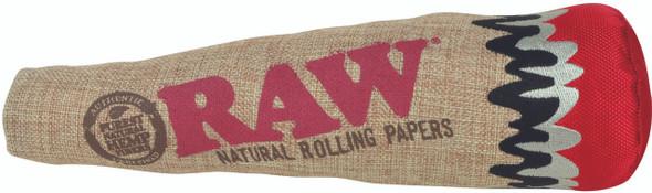 RAW Hemp Cone Shaped Dog Toy