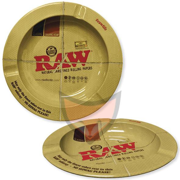 RAW Ashtray Metal Magnetic