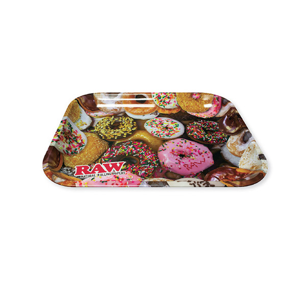 RAW Donut Large Rolling Tray