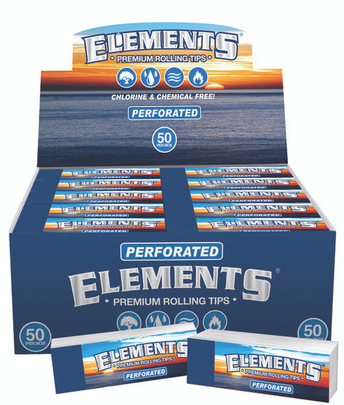 ELEMENTS Tips Perforated