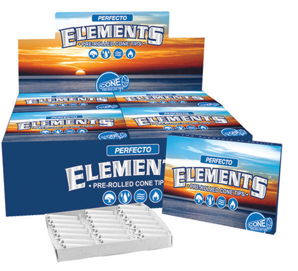 ELEMENTS Maestro Pre-Rolled Tips