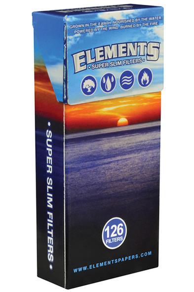 ELEMENTS Super Slim Filter Tips