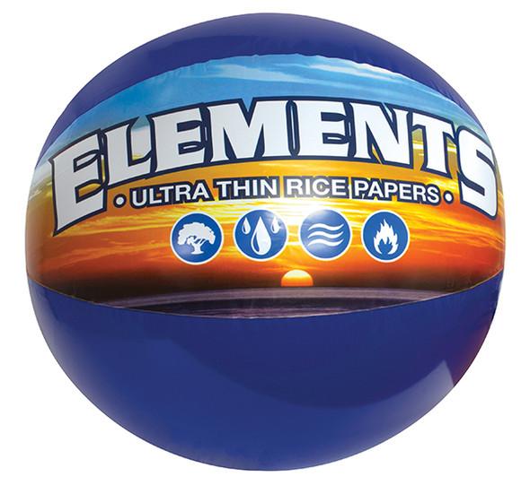 ELEMENTS Beach Ball Red