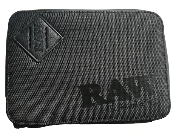 RAW Rolling Papers X TRAPPKIT Black Version 2