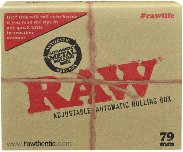 RAW Automatic Roll Box 79mm