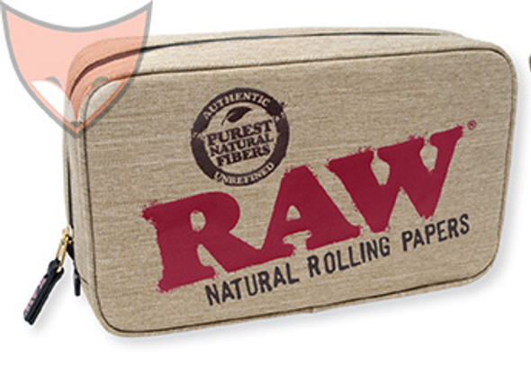 RAW Smell Proof Bag Ounce Large