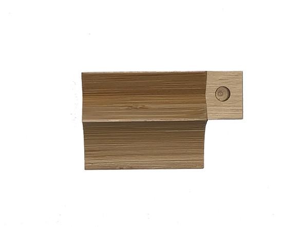 RAW Bamboo Scoop