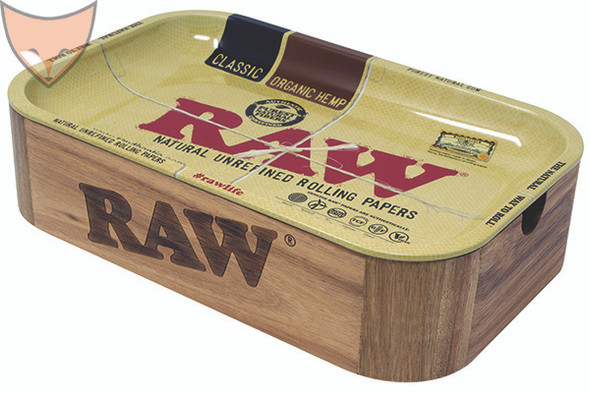 RAW Cache Box with Tray Lid
