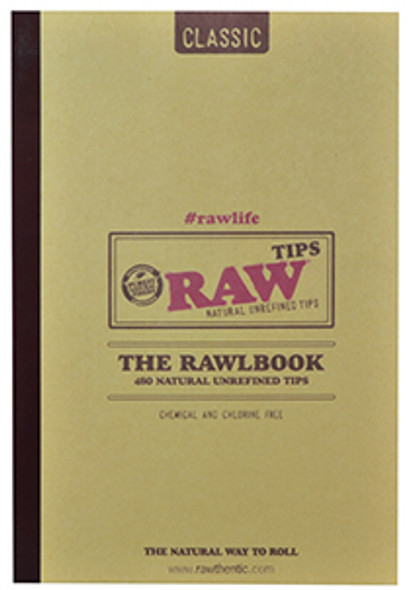 THE RAWLBOOK 10 Pages 480 Tips