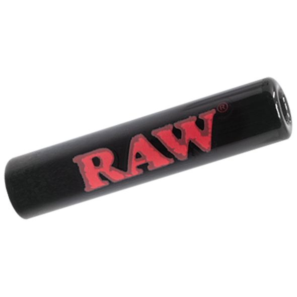 RAW Black Glass Tip