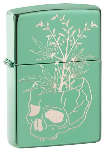 Zippo Botanical Design