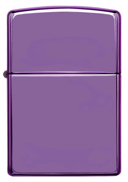 Zippo Classic High Polish Purple