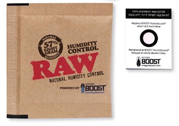 RAW X Integra Boost 8GM 57% Humidity Pack