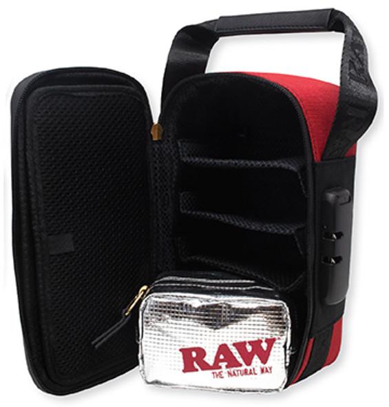RAW Dank Locker CarryRAWl Bag with Removable Bag Inside