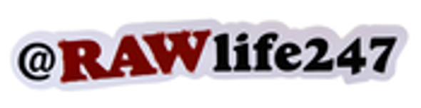 RAW @RAWLIFE247 Sticker