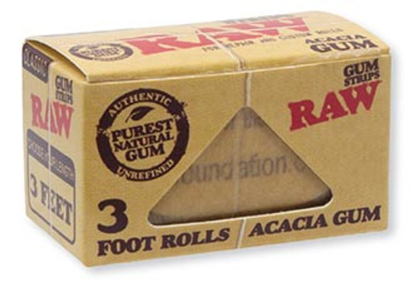 RAW Classic Gummed Strip Rolls