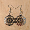 Starseed Earrings - Silver Plated