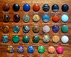 30mm Gemstone Options
