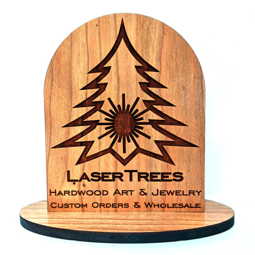 Custom Hardwood Trophy / Altar / Display